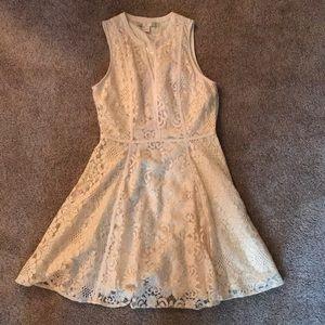 Lauren Conrad size 8 lace dress